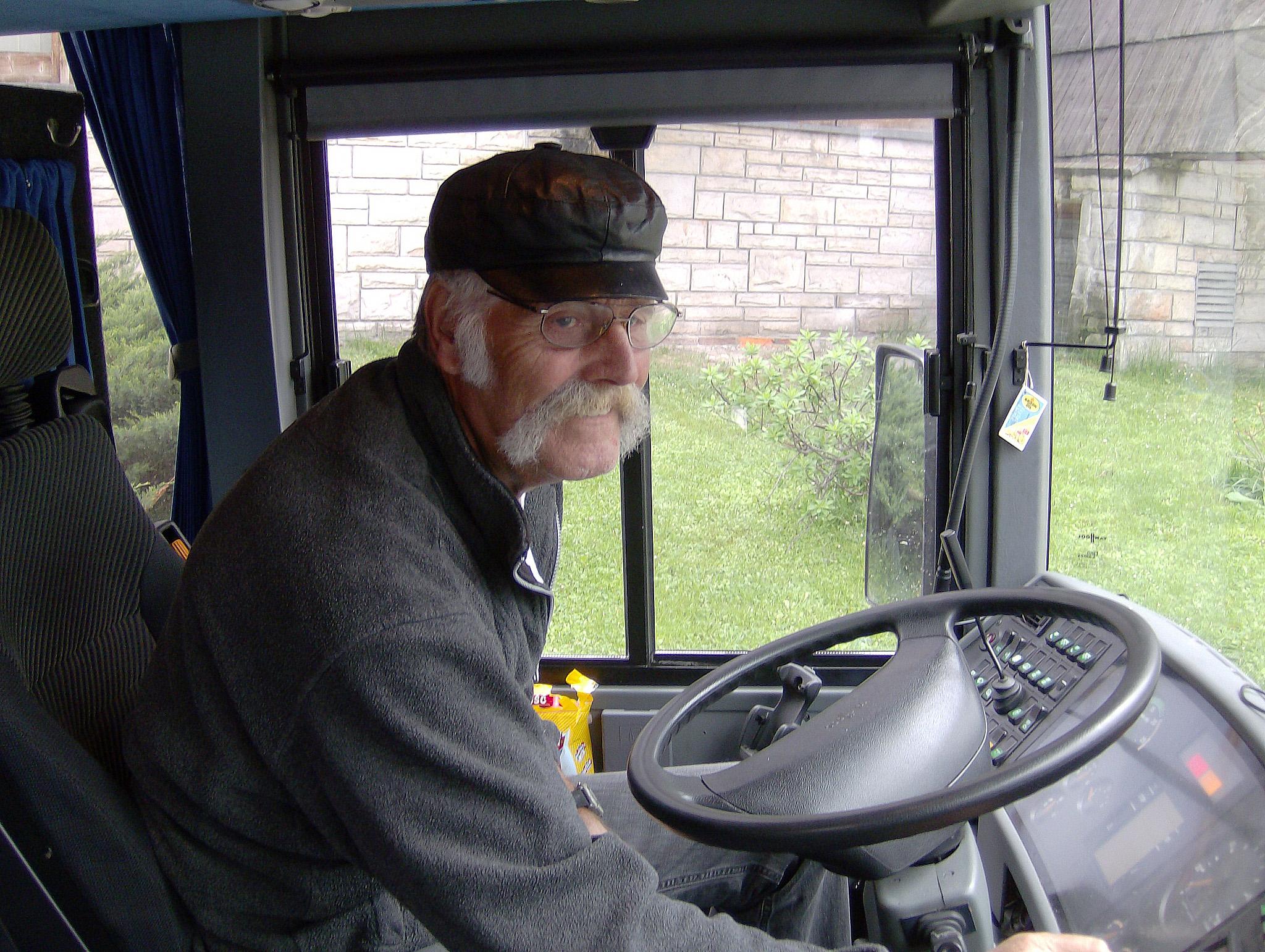 Chauffeur Naghtegaal