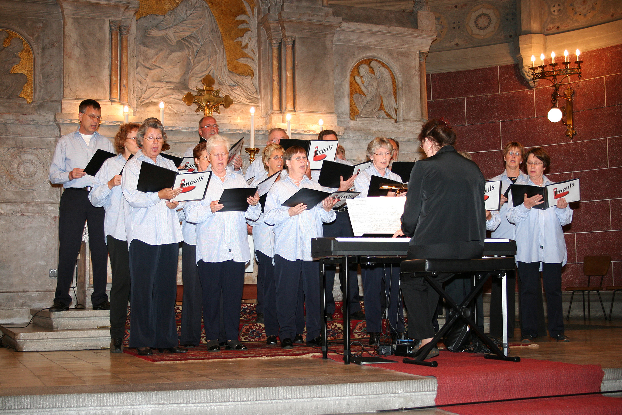 Lodz, concert