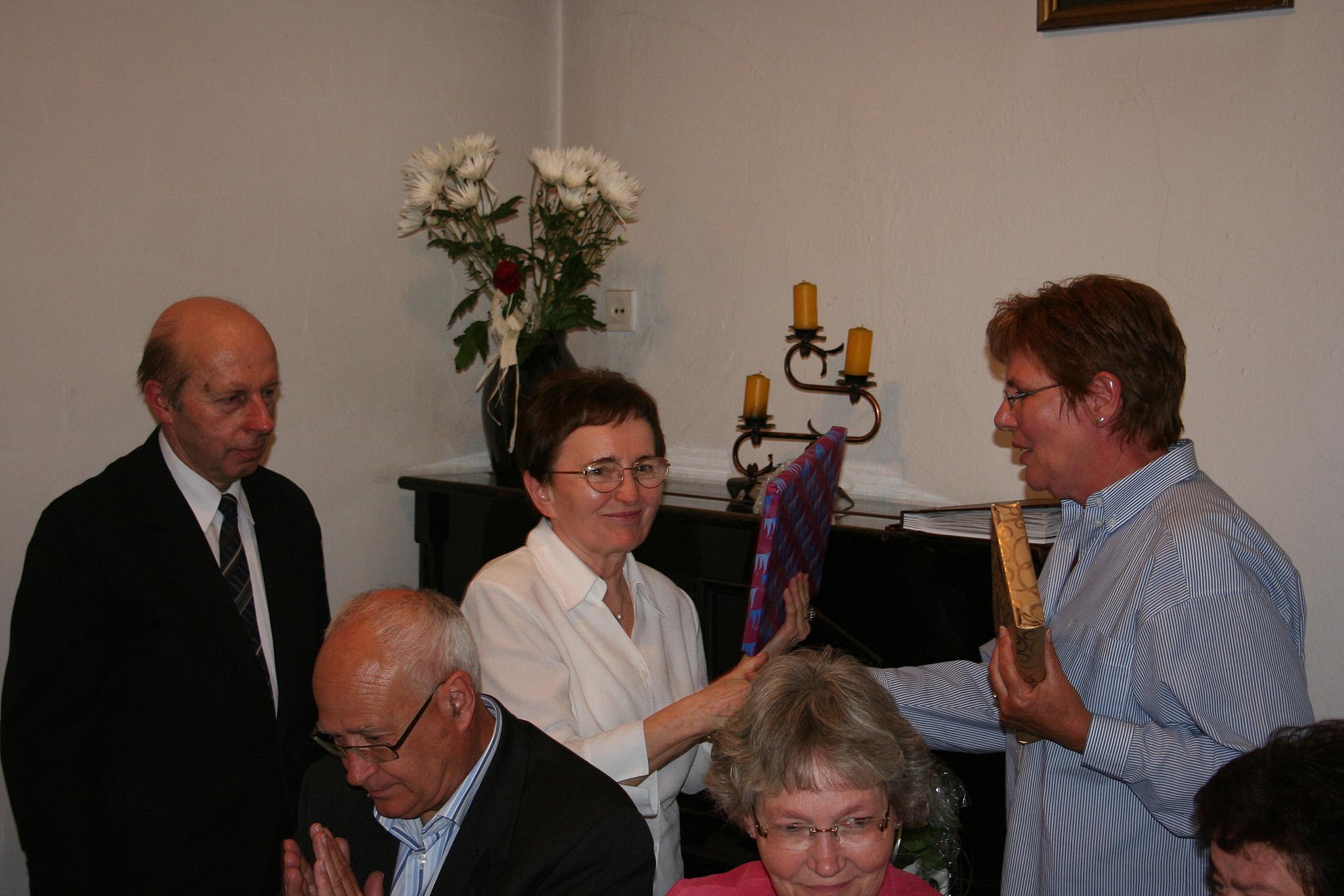 Chorzow, Ada en Jurek Romanski