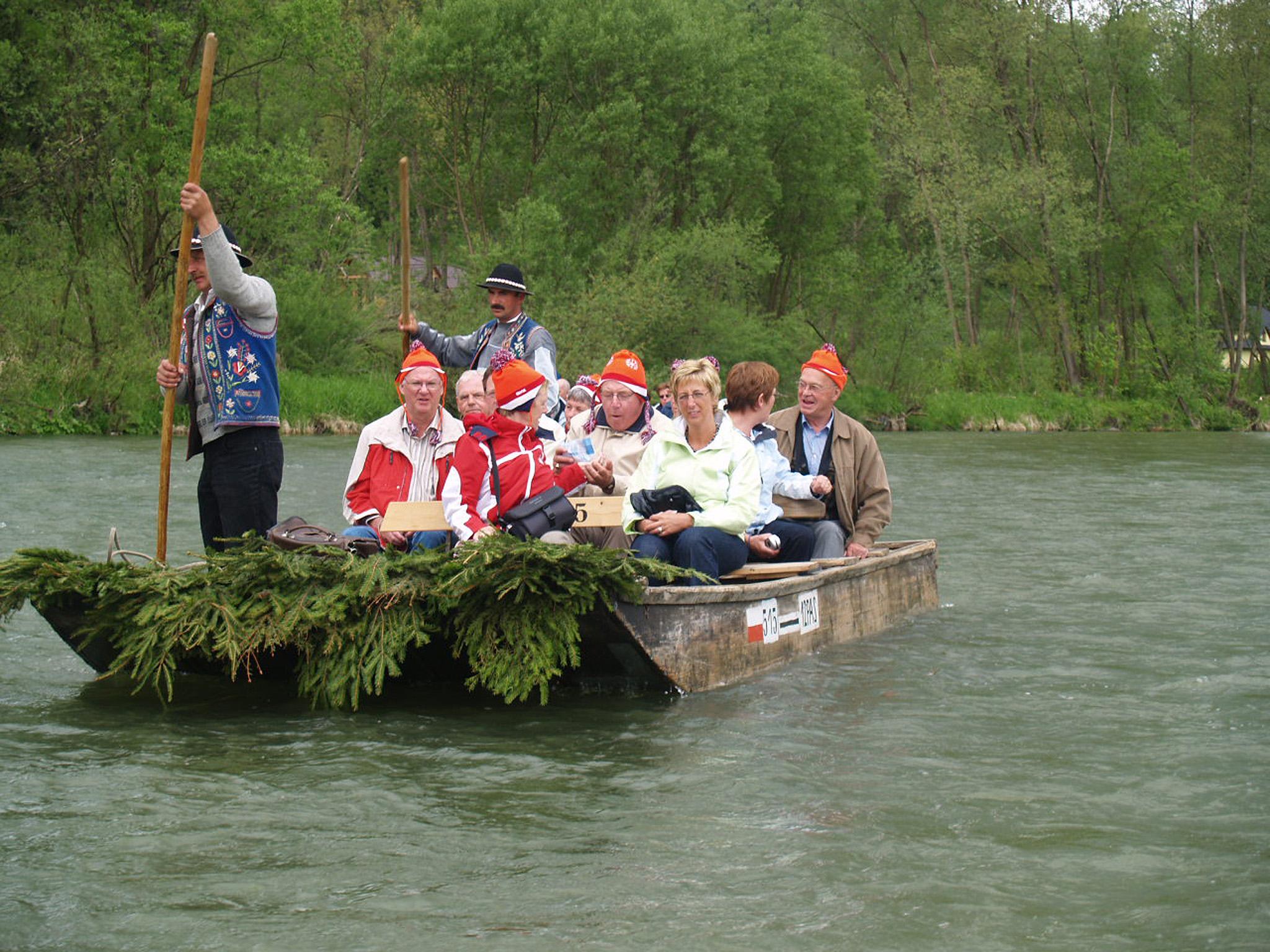 Vlotvaren Dunajec